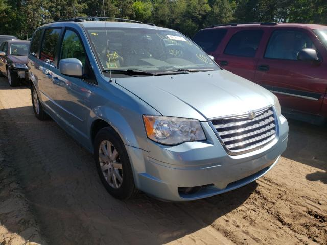 Chrysler Town & CTY salvage cars for sale: 2009 Chrysler Town & CTY
