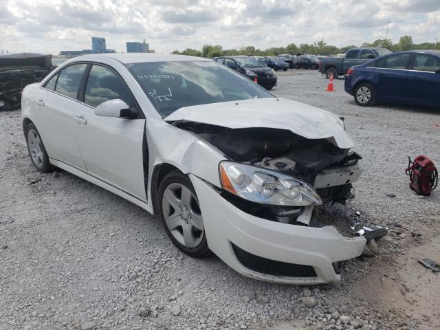 Pontiac Vehiculos salvage en venta: 2010 Pontiac G6