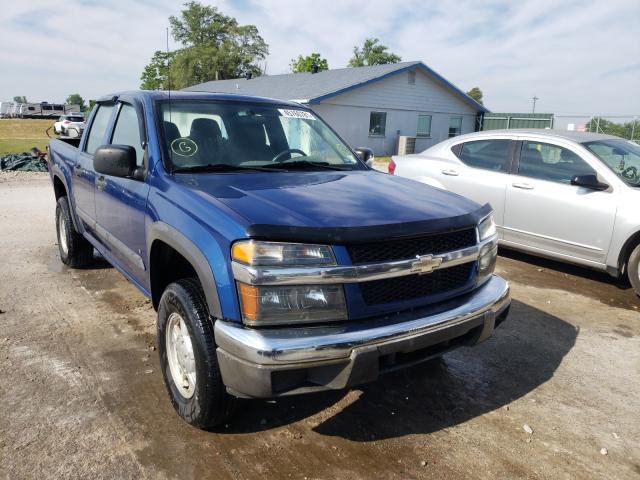 Salvage cars for sale from Copart Sikeston, MO: 2006 Chevrolet Colorado