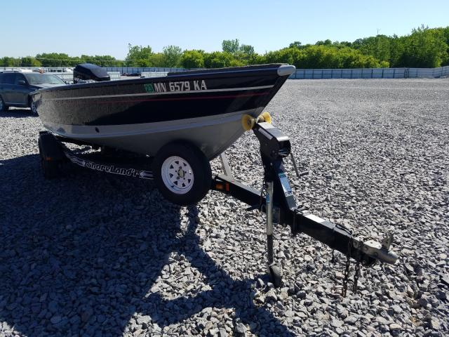 2005 Lund Boat With Trailer for sale in Avon, MN