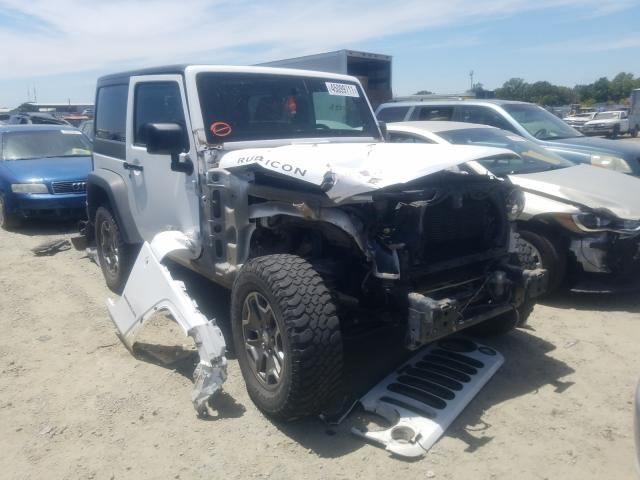 Salvage cars for sale from Copart Antelope, CA: 2014 Jeep Wrangler R