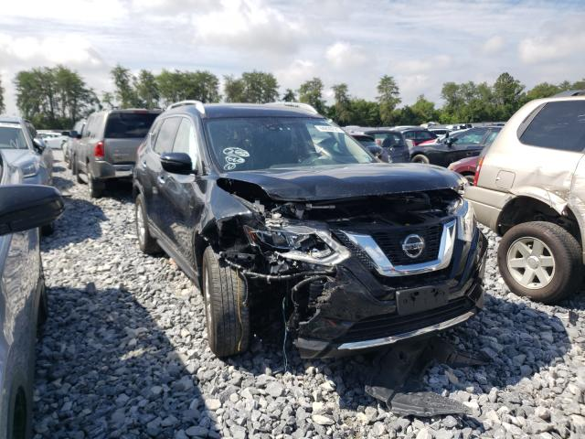Salvage cars for sale from Copart Cartersville, GA: 2019 Nissan Rogue S