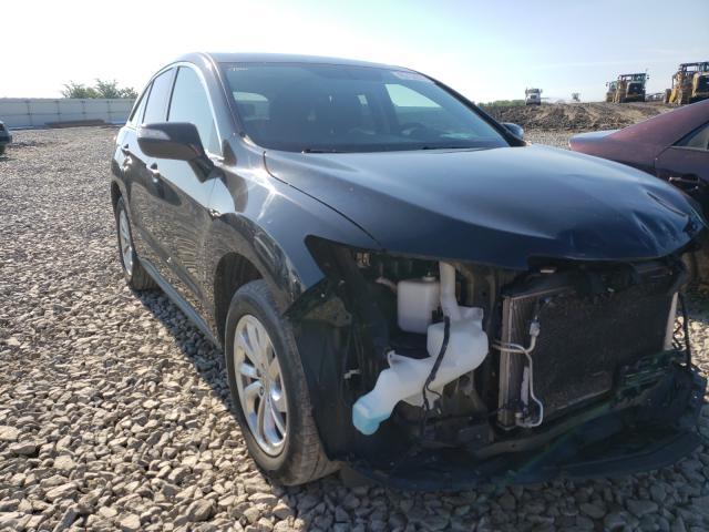 Acura RDX salvage cars for sale: 2016 Acura RDX