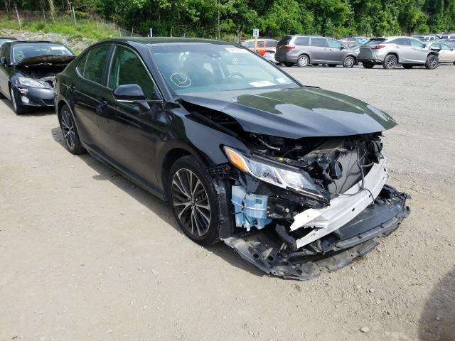 Salvage cars for sale from Copart Marlboro, NY: 2018 Toyota Camry L