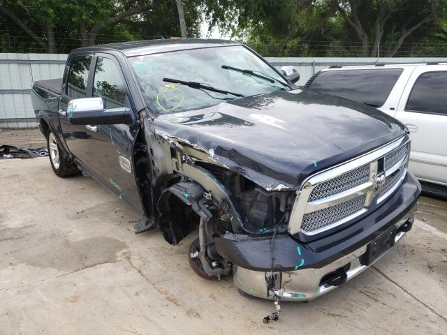 Salvage cars for sale from Copart Corpus Christi, TX: 2015 Dodge RAM 1500 Longh