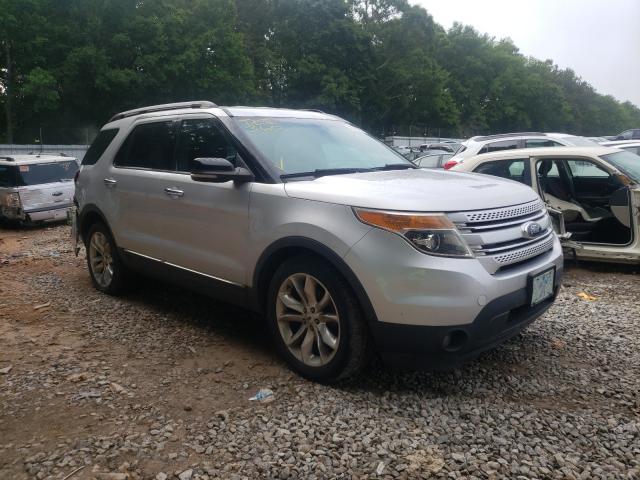 Vehiculos salvage en venta de Copart Austell, GA: 2013 Ford Explorer X