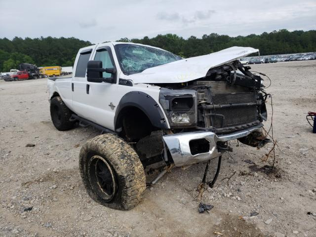 Salvage cars for sale from Copart Florence, MS: 2012 Ford F350 Super