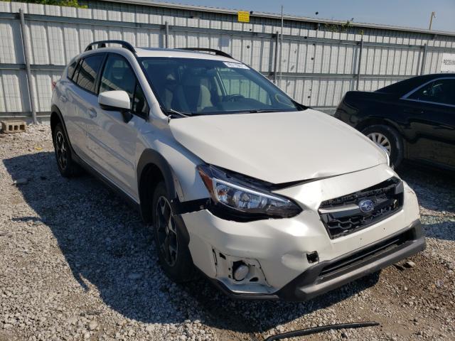 Salvage cars for sale from Copart Walton, KY: 2018 Subaru Crosstrek