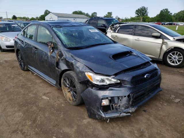 2020 Subaru WRX en venta en Columbia Station, OH