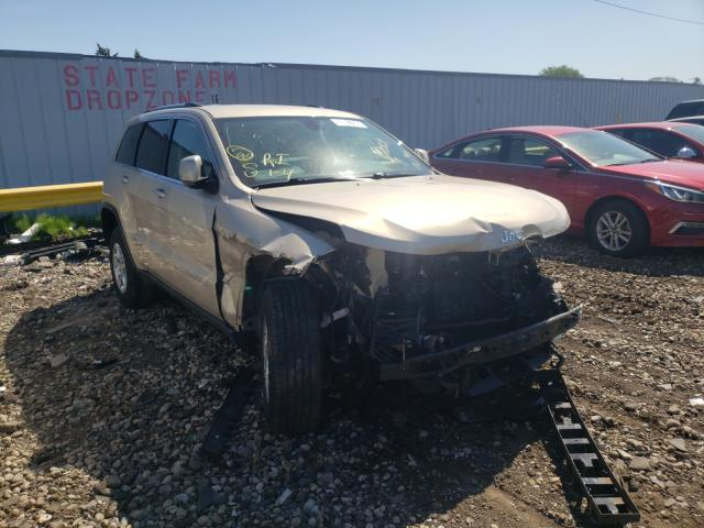 Salvage cars for sale from Copart Cudahy, WI: 2014 Jeep Grand Cherokee