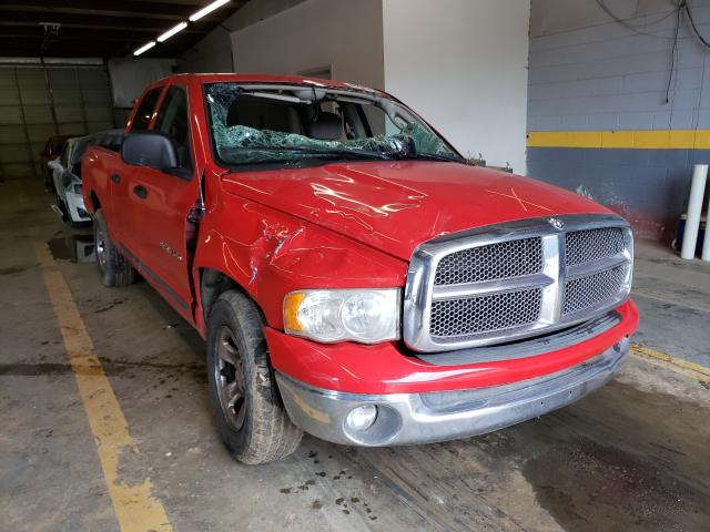 Salvage cars for sale from Copart Mocksville, NC: 2002 Dodge RAM 1500