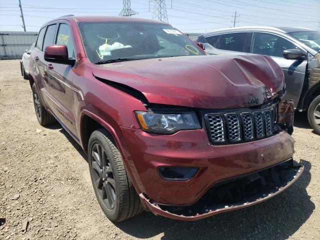 2019 Jeep Grand Cherokee en venta en Elgin, IL