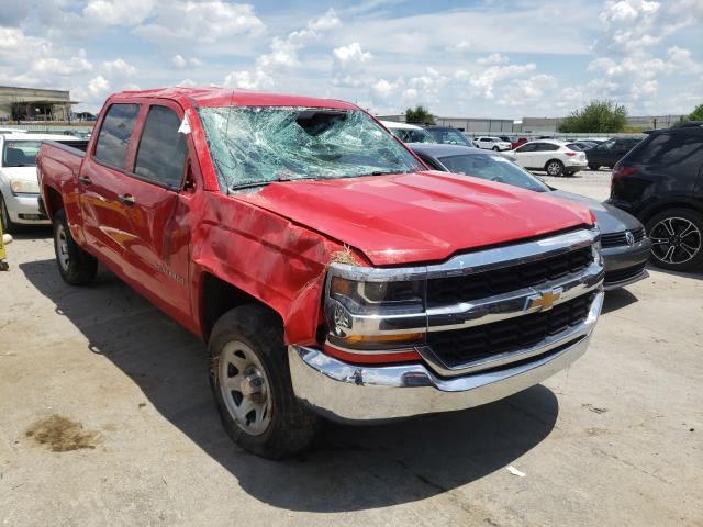 Salvage cars for sale at Tulsa, OK auction: 2018 Chevrolet Silverado
