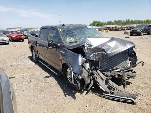 Salvage cars for sale from Copart Chicago Heights, IL: 2020 Ford F150 Super