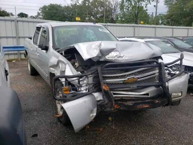 Salvage cars for sale from Copart Eight Mile, AL: 2012 Chevrolet Silverado