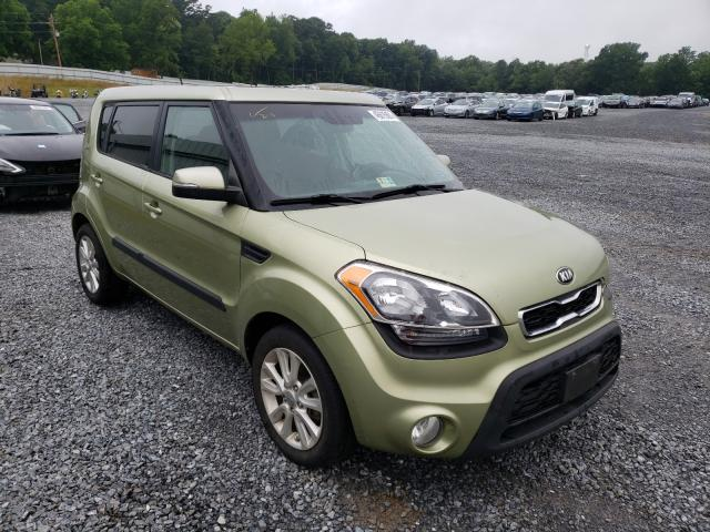 Salvage cars for sale from Copart Gastonia, NC: 2013 KIA Soul +