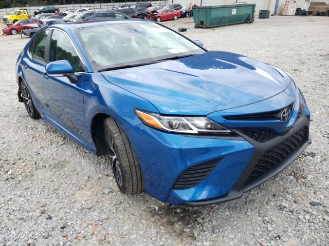 2020 Toyota Camry SE for sale in Gainesville, GA