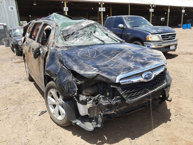 Salvage cars for sale from Copart Phoenix, AZ: 2015 Subaru Forester 2