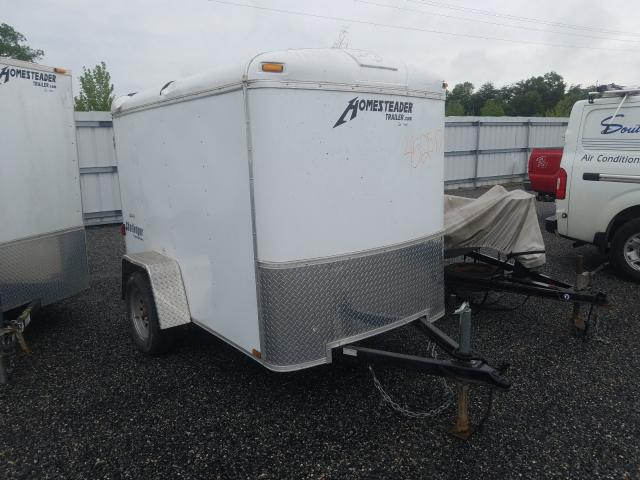 Salvage cars for sale from Copart Fredericksburg, VA: 2015 Homemade Cargo