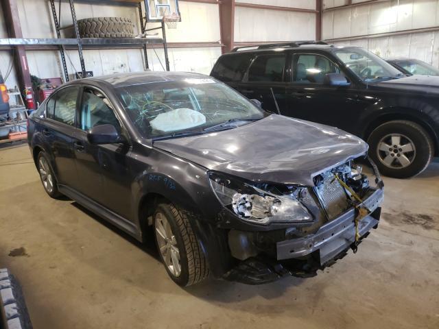 Salvage cars for sale from Copart Eldridge, IA: 2014 Subaru Legacy 2.5