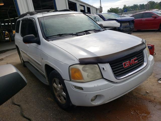 Salvage cars for sale from Copart Montgomery, AL: 2003 GMC Envoy XL