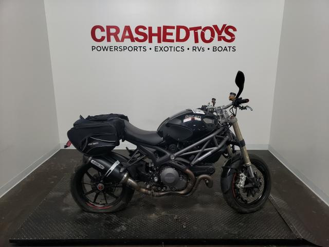 Ducati salvage cars for sale: 2013 Ducati Monster 11