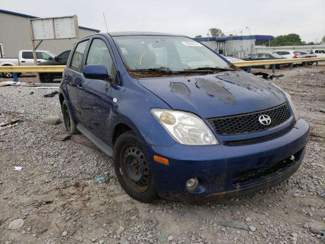 Salvage cars for sale from Copart Hueytown, AL: 2005 Scion XA