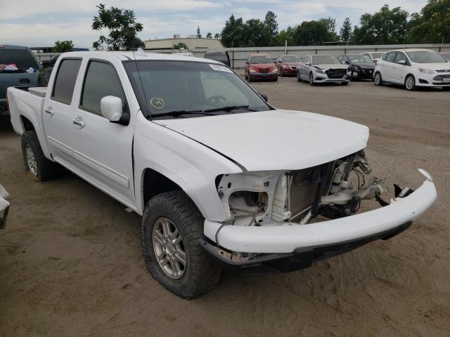 Salvage cars for sale from Copart Bakersfield, CA: 2012 Chevrolet Colorado L