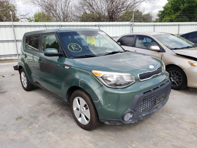 Salvage cars for sale from Copart Corpus Christi, TX: 2014 KIA Soul