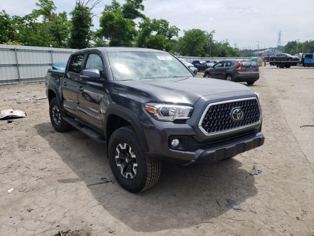 Vehiculos salvage en venta de Copart West Mifflin, PA: 2019 Toyota Tacoma DOU
