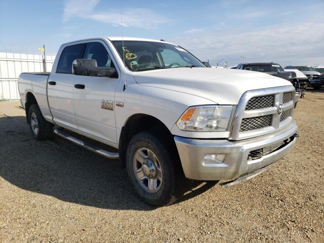 Salvage cars for sale from Copart Nisku, AB: 2015 Dodge RAM 2500 SLT