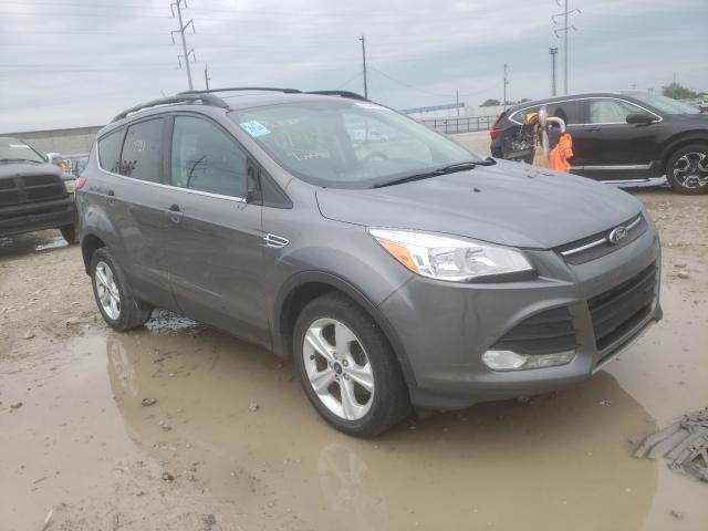 Salvage cars for sale from Copart Columbus, OH: 2013 Ford Escape SE