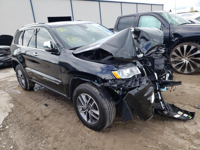 Salvage cars for sale from Copart Apopka, FL: 2021 Jeep Grand Cherokee