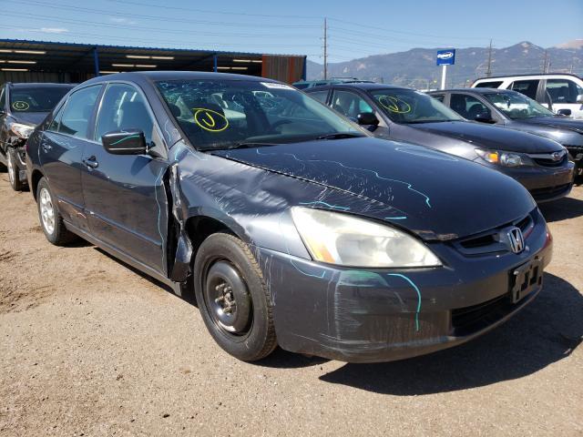 Honda Vehiculos salvage en venta: 2004 Honda Accord LX