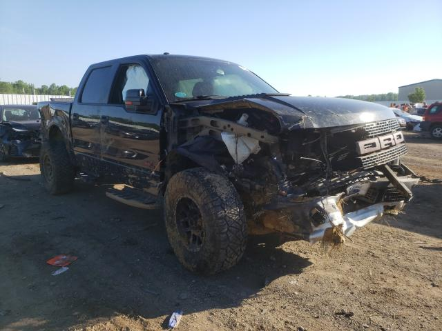 Salvage trucks for sale at Louisville, KY auction: 2012 Ford F150 SVT R