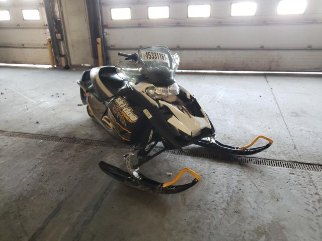 Salvage cars for sale from Copart Candia, NH: 2007 Skidoo Blizzard