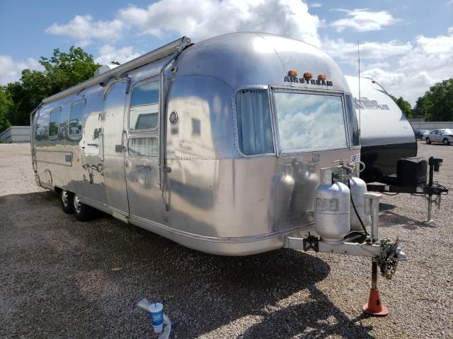 Airstream salvage cars for sale: 1972 Airstream Sovreign