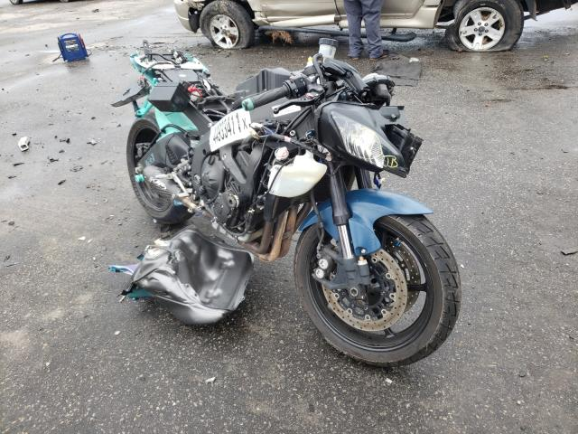 Salvage cars for sale from Copart Dunn, NC: 2013 Yamaha YZFR6