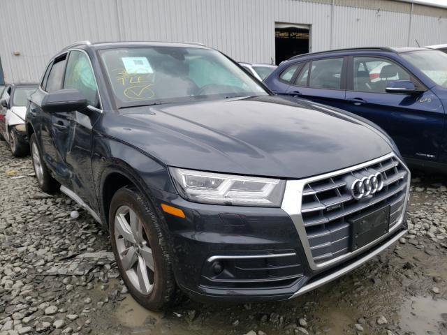 Audi salvage cars for sale: 2019 Audi Q5 Prestige