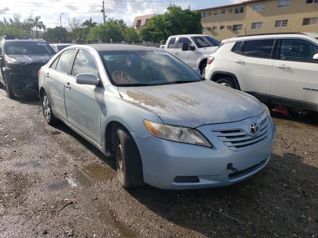 Salvage 2007 TOYOTA CAMRY - Small image. Lot 44620891