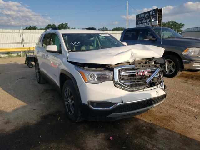 Salvage cars for sale from Copart Wichita, KS: 2018 GMC Acadia SLT