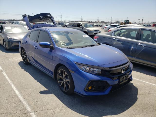 Honda Vehiculos salvage en venta: 2019 Honda Civic Sport