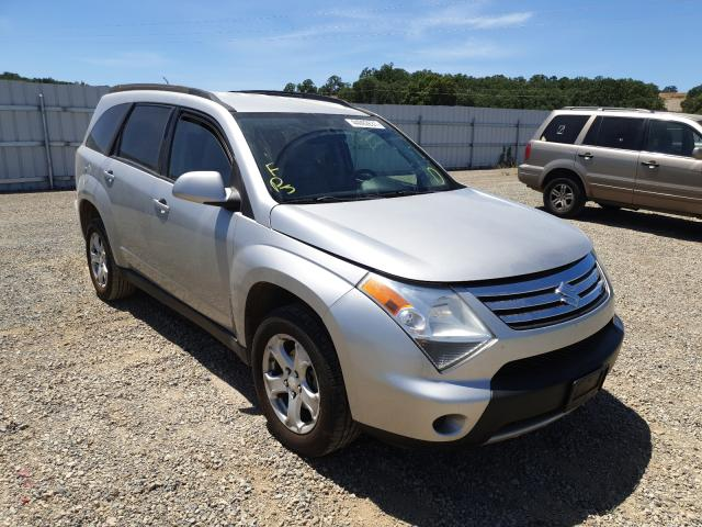 Salvage cars for sale from Copart Anderson, CA: 2008 Suzuki XL7 Luxury