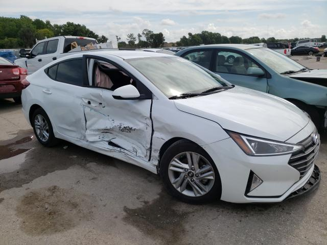 Salvage cars for sale from Copart Riverview, FL: 2020 Hyundai Elantra SE