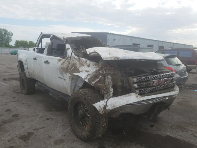 Salvage cars for sale from Copart Dyer, IN: 2013 GMC Sierra K25