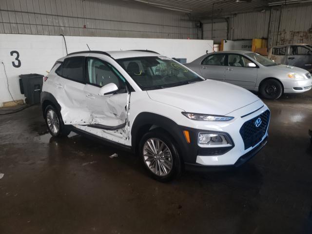 2021 Hyundai Kona SEL en venta en Candia, NH