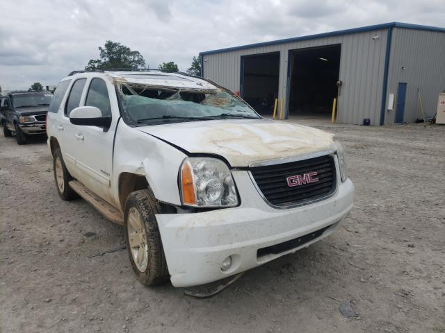 Salvage cars for sale from Copart Sikeston, MO: 2012 GMC Yukon SLT