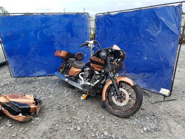 Salvage cars for sale from Copart Montgomery, AL: 2008 Harley-Davidson Fltr 105TH