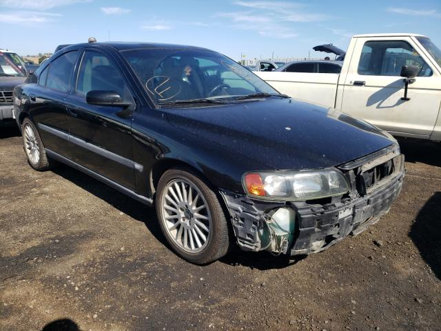 Salvage cars for sale from Copart San Martin, CA: 2004 Volvo S60 2.5T