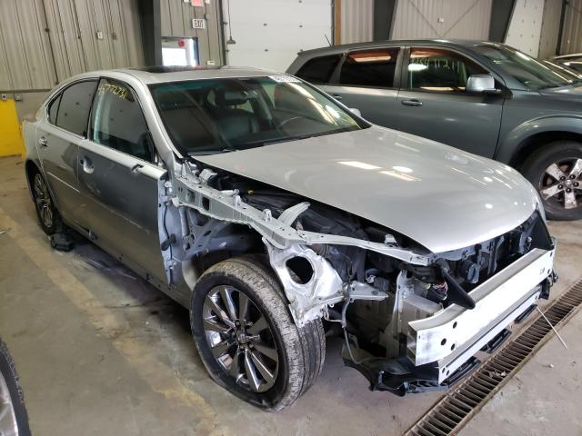 Salvage cars for sale from Copart West Mifflin, PA: 2012 Lexus LS 460